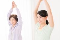 大人の元気な健康教室(シニア向け)(1日体験講座)